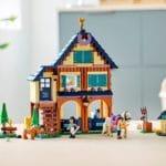LEGO Friends 41683 Reiterhof Im Wald 17