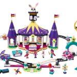 LEGO Friends 41685 Magische Jahrmarktachterbahn 1