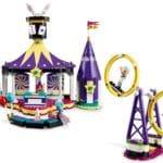 LEGO Friends 41685 Magische Jahrmarktachterbahn 11