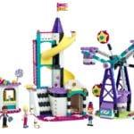 LEGO Friends 41689 Magisches Riesenrad Mit Rutsche 1