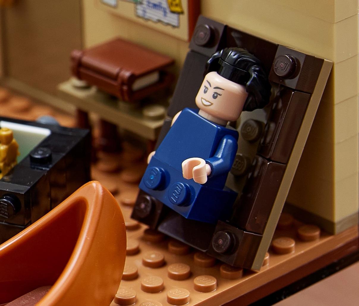 LEGO Friends Gladys Gemaelde