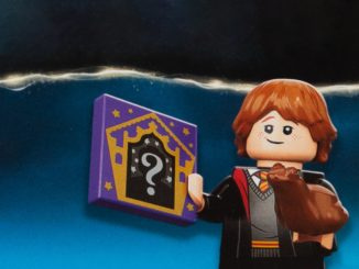 LEGO Harry Potter 2021 Zauberer Sammelkarten Titelbild