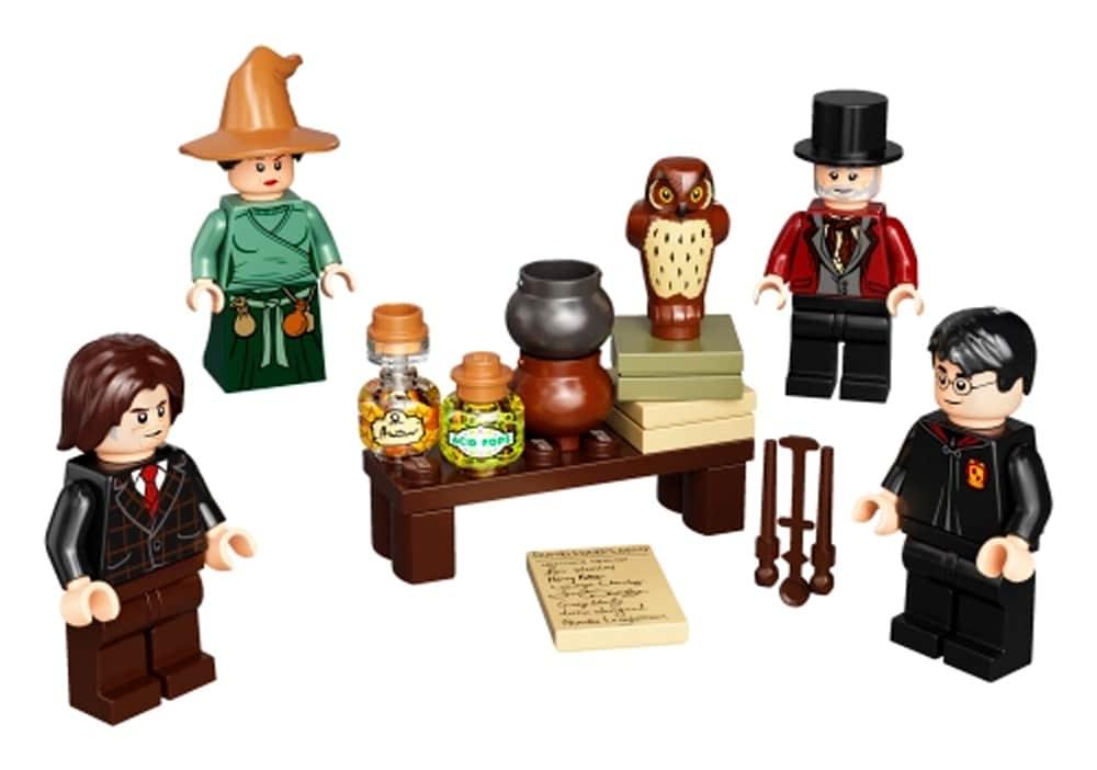 LEGO Harry Potter 40500 Minifiguren Aus Der Zauberwelt Zubehörset