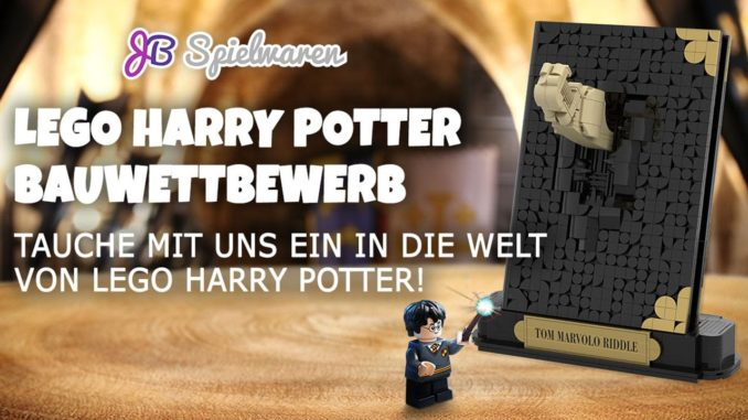 LEGO Harry Potter Bauwettbewerb Jb Spielwaren