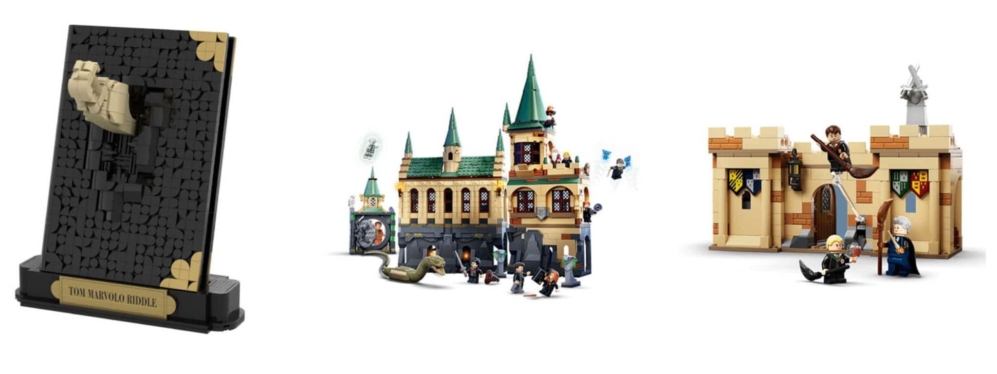 LEGO Harry Potter Bauwettbewerb Preise