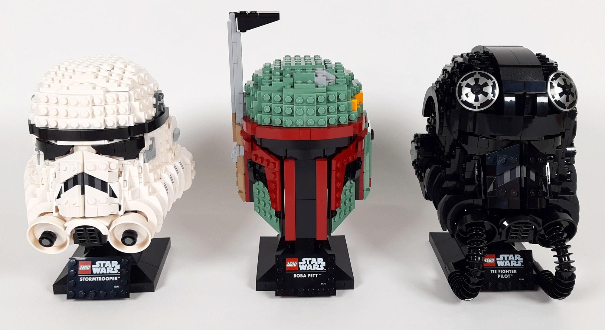 LEGO Helmet Collection