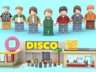 LEGO Ideas Bts Dynamite (1)