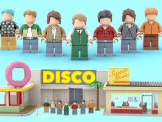 LEGO Ideas Bts Dynamite (7)