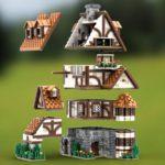 LEGO Ideas German Traditinal Cottage (3)