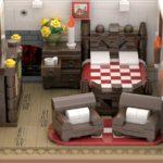 LEGO Ideas German Traditinal Cottage (5)