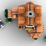 LEGO Ideas German Traditinal Cottage (8)