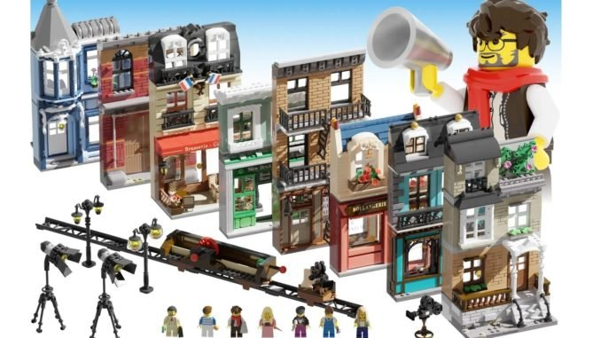 LEGO Ideas Movie Set (1) 2