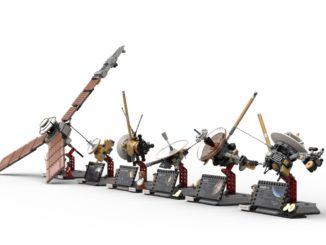 LEGO Ideas Outer Solar Systems Explorer (1)
