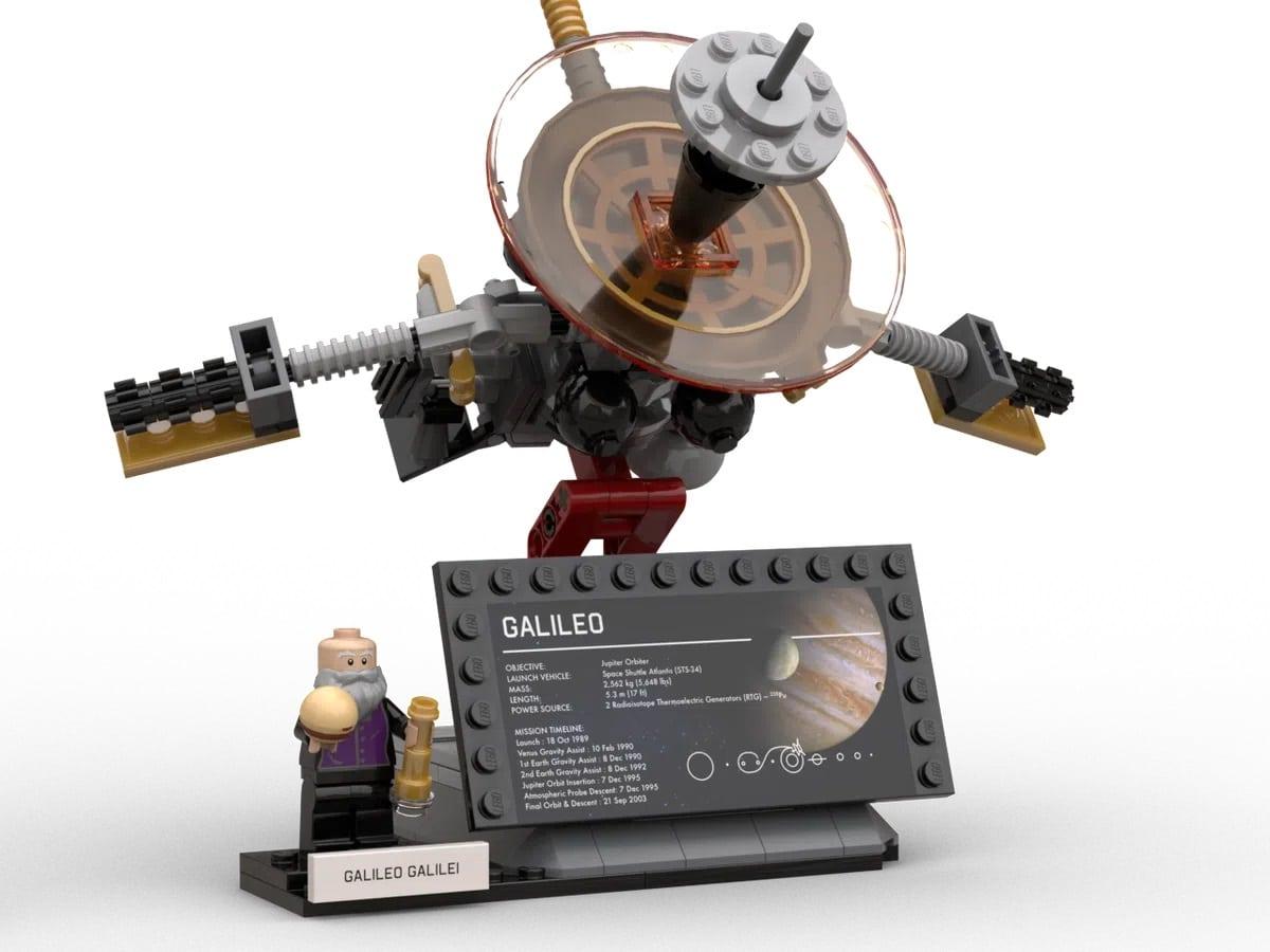 LEGO Ideas Outer Solar Systems Explorer (6)
