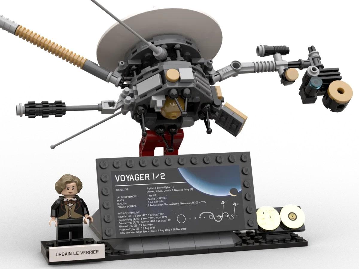 LEGO Ideas Outer Solar Systems Explorer (8)