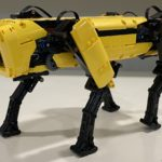 LEGO Ideas Spot 1 To 4 Scale 10