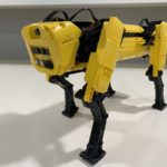 LEGO Ideas Spot 1 To 4 Scale 2