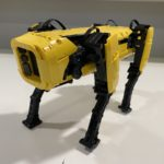 LEGO Ideas Spot 1 To 4 Scale 8