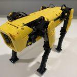 LEGO Ideas Spot 1 To 4 Scale 9