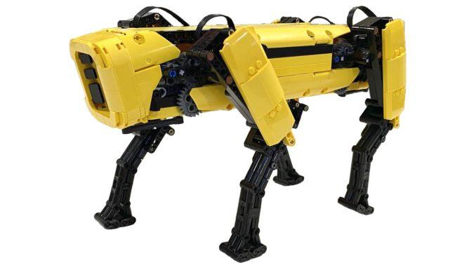 LEGO Ideas Spot 1 To 4 Scale Titel