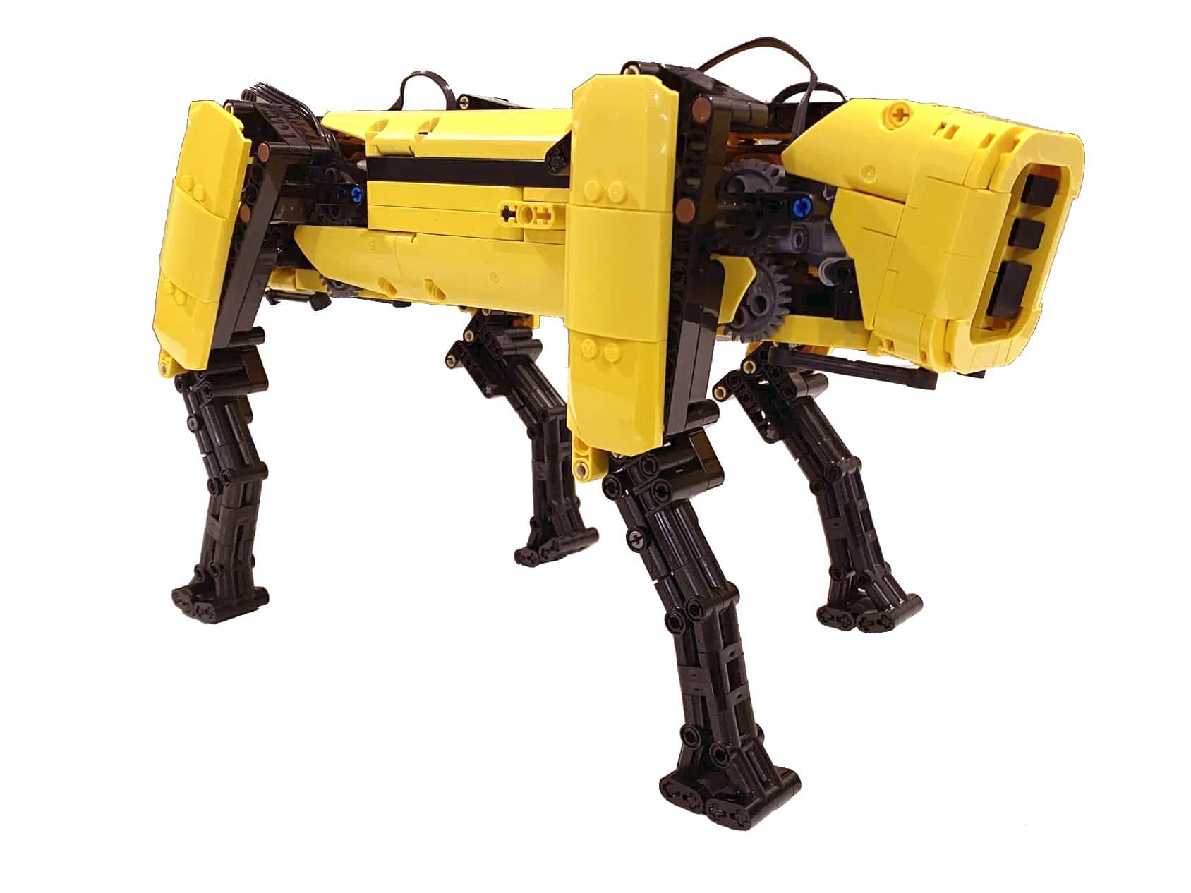 LEGO Ideas Spot Slider 2