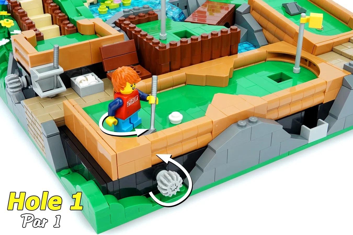 LEGO Ideas Working Minigolf Course (4)