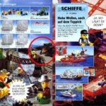LEGO Katalog 1994 Max Timebuster 4