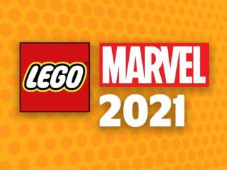 LEGO Marvel 2021 Neuheiten
