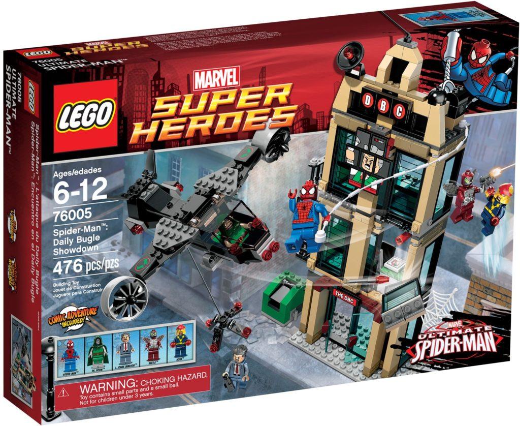 LEGO Marvel 76005