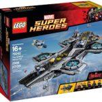 LEGO Marvel 76042 Shield Helicarrier Box