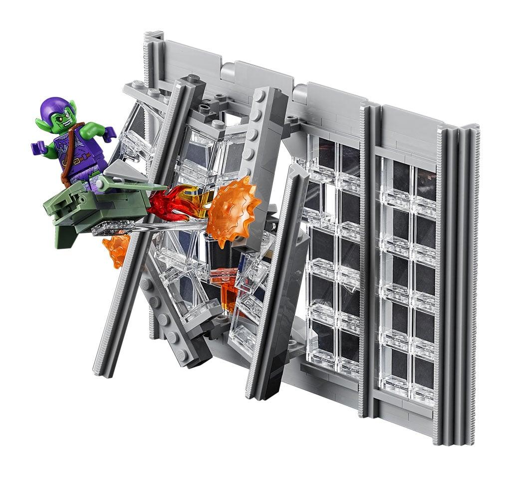 LEGO Marvel 76178 Daily Bugle (15)