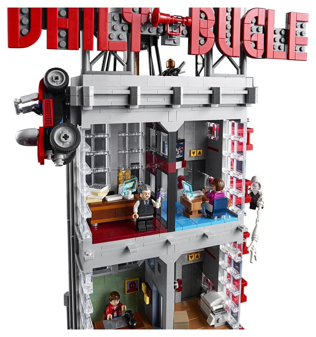 LEGO Marvel 76178 Daily Bugle (8)