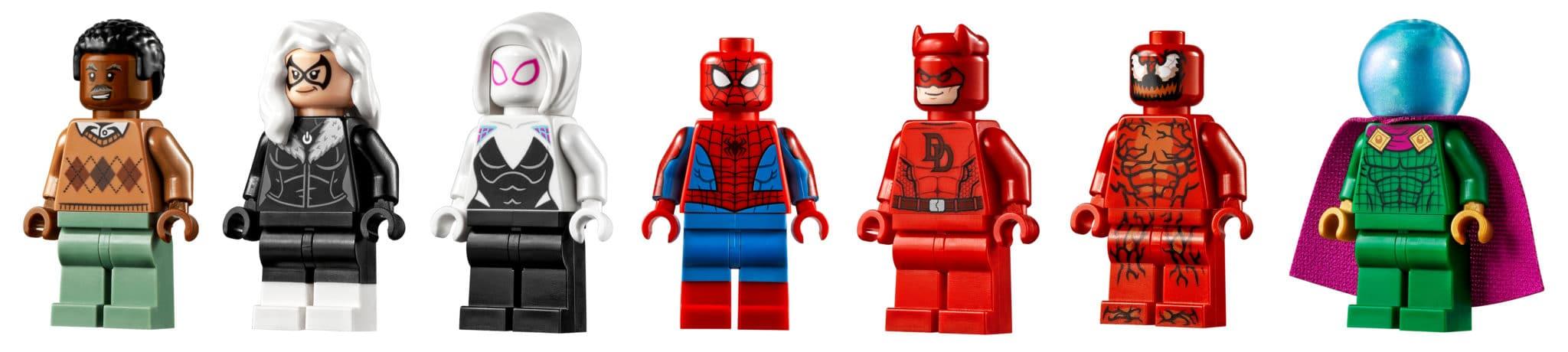 LEGO Marvel 76178 Daily Bugle Minifiguren