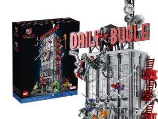 LEGO Marvel 76178 Daily Bugle Titelbild. 02jpg