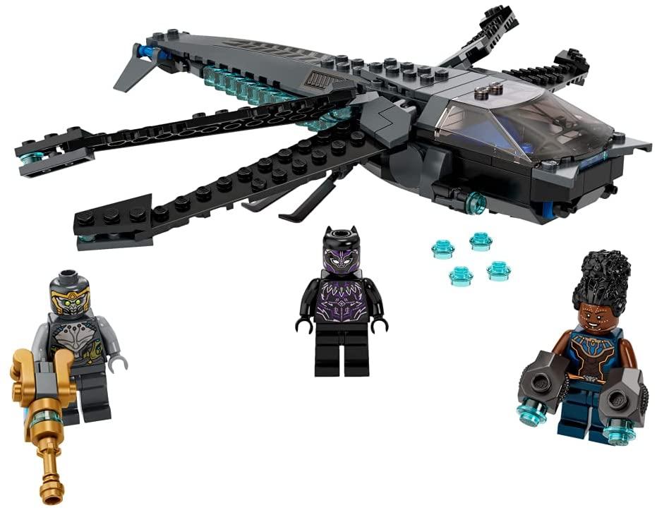 LEGO Marvel 76186 Black Panther Dragon Flyer 3