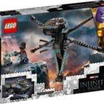 LEGO Marvel 76186 Black Panthers Libelle 7