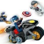 LEGO Marvel 76189 Duell Zwischen Captain America Und Hydra 3