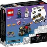 LEGO Marvel 76189 Duell Zwischen Captain America Und Hydra 6