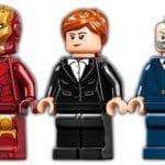 LEGO Marvel 76190 Iron Man Und Das Chaos Durch Iron Monger 3