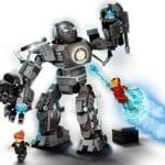LEGO Marvel 76190 Iron Man Und Das Chaos Durch Iron Monger 4