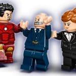 LEGO Marvel 76190 Iron Man Und Das Chaos Durch Iron Monger 7