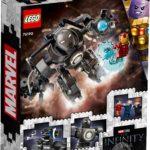 LEGO Marvel 76190 Iron Man Und Das Chaos Durch Iron Monger 9