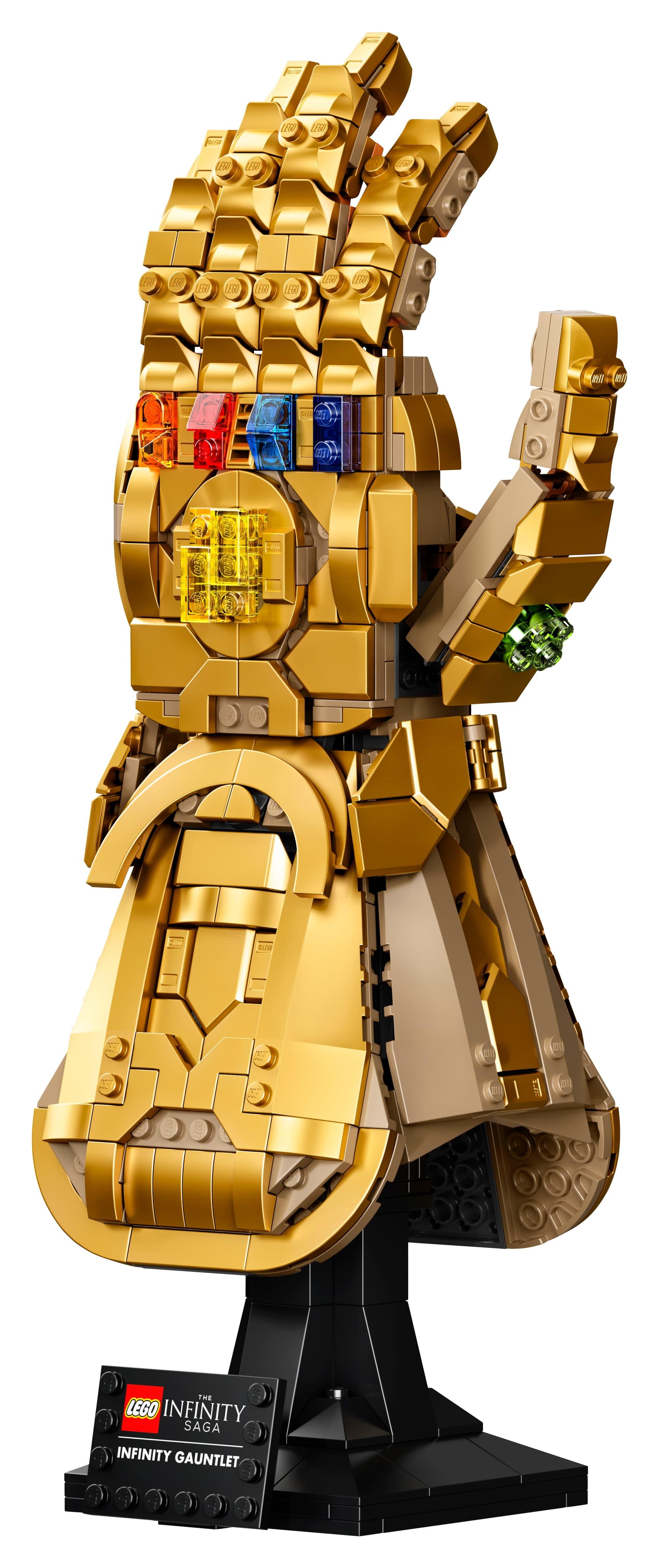 LEGO Marvel 76191 Infinity Handschuh 1