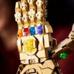 LEGO Marvel 76191 Infinity Handschuh 12