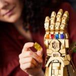 LEGO Marvel 76191 Infinity Handschuh 14