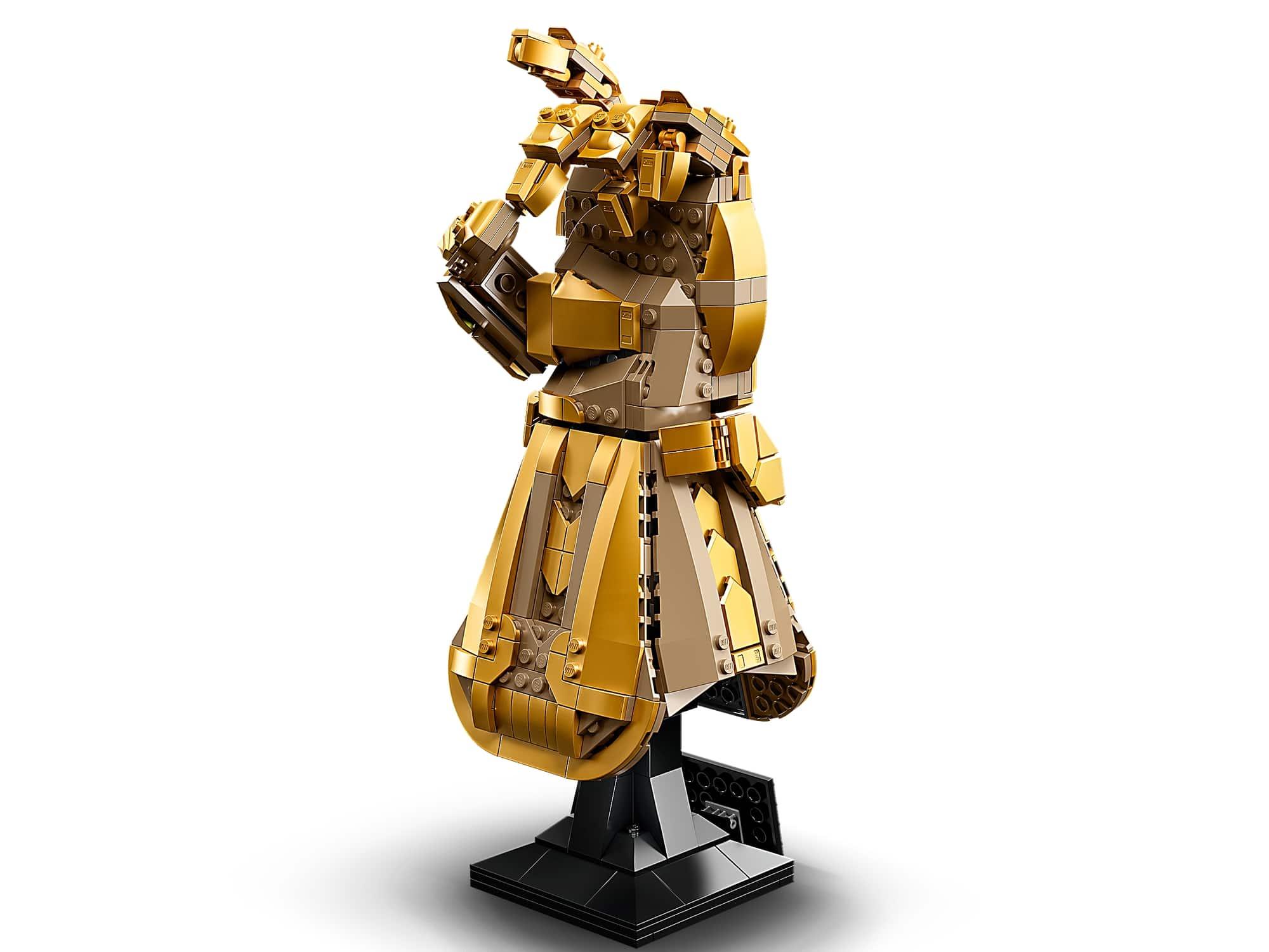 LEGO Marvel 76191 Infinity Handschuh 5