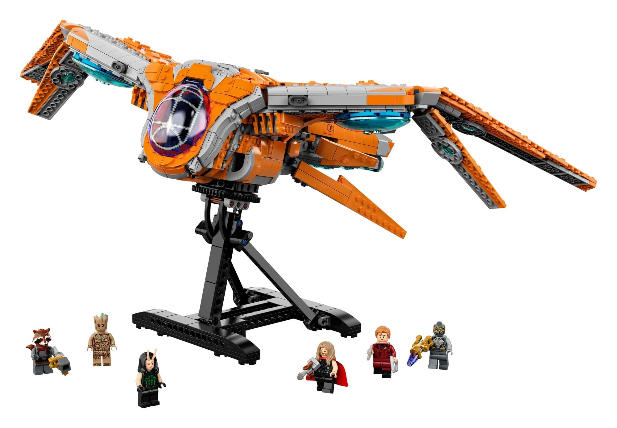 LEGO Marvel 76193 Das Schiff Der Wächter 1