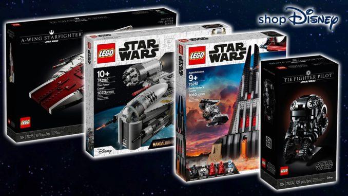LEGO May The 4th Disney Shop