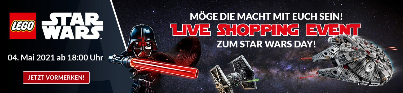 LEGO May The 4th Event Alternate