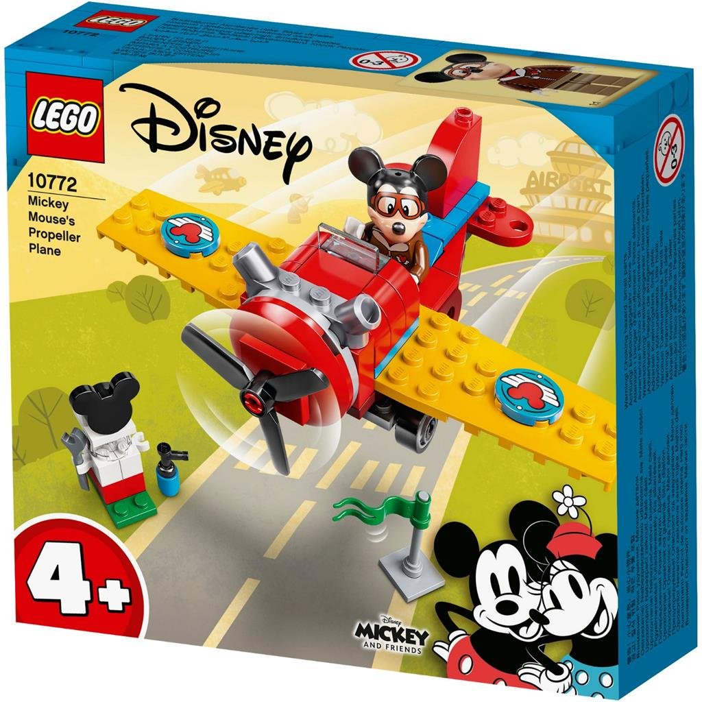 LEGO Mickey And Friends 10772 Mickey Mouse's Propellerflugzeug 1